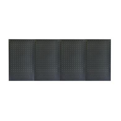Pannello porta-attrezzi Mod. 10 in acciaio 550 x 330 mm