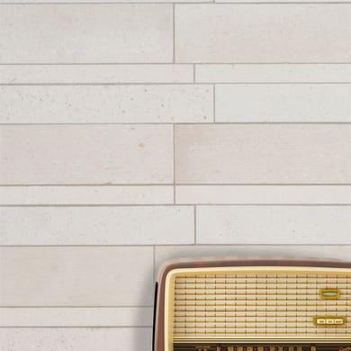 Mosaico Cordolo Cream H 30 x L 29.5 cm beige