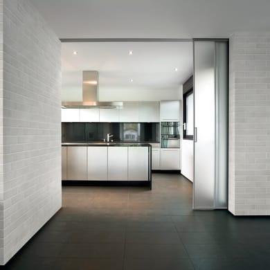 Rivestimento decorativo Country Brick bianco