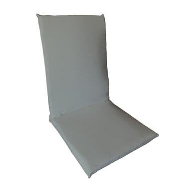 Cuscino grigio Sp 5 cm