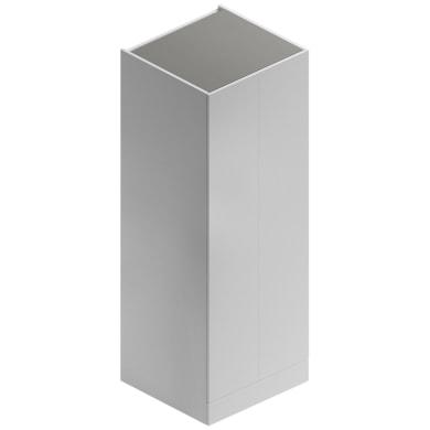 Colonna JNKA 2 ante L 70 x P 66 x H 194 cm bianco