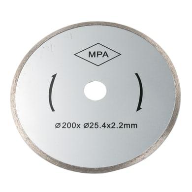 Disco diamantato FOX F36-400 Ø 180 mm 14 denti