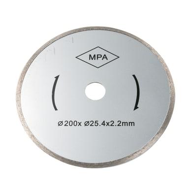 Disco diamantato continuo FOX F36-402 Ø 200 mm