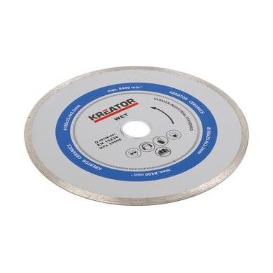 Disco per tagliapiastrelle elettrico KREATOR Ø 18 cm