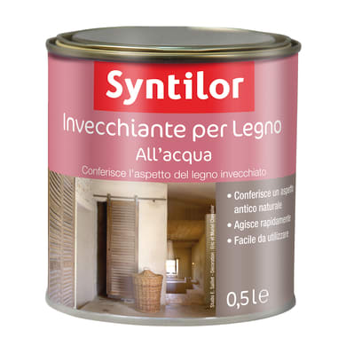 Vernice SYNTILOR 0.5 L incolore opaco