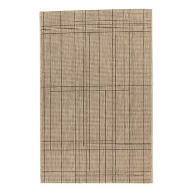 Tappeto Casa outdoor 4 , beige, 150x230 cm