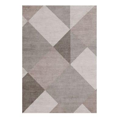 Tappeto per interno Soave Soft reverse , grigio, 200x300 cm