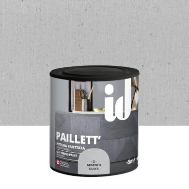 Vernice ID Paillet 0.5 L argento