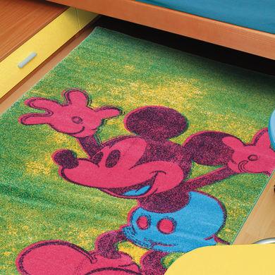 Tappeto Mickey Pop , multicolor, 100x150