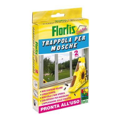 Trappola per insetti per mosche FLORTIS 2 pz