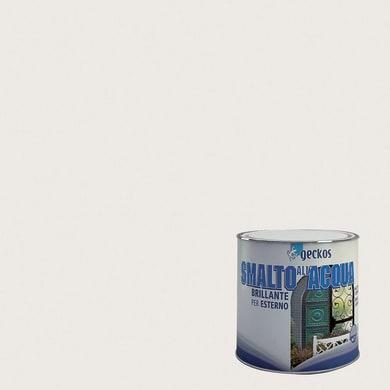 Smalto GECKOS base acqua grigio chiaro 2.5 L