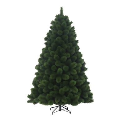 Albero Montgomery verde H 210 cm