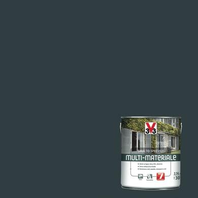 Smalto V33 base solvente grigio ral 7016 2.5 L