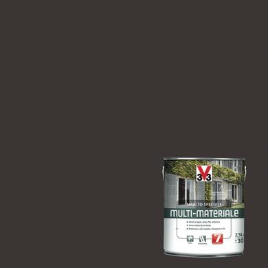 Smalto V33 base solvente marrone 2.5 L