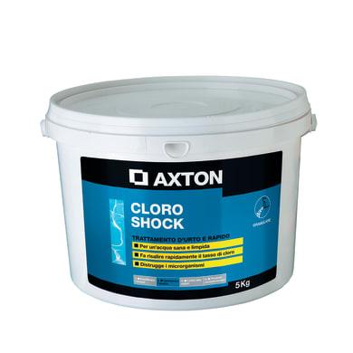 Cloro Shock granulare AXTON 5 kg