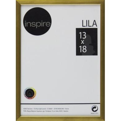 Cornice INSPIRE Lila oro per foto da 13x18 cm