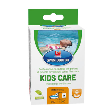 Kit manutenzione minipiscina BESTWAY Kids Care 0.25 kg 250 L