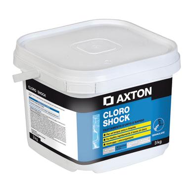 Cloro Shock granulare AXTON 3 kg