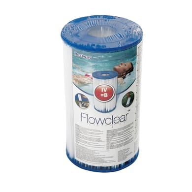 Cartuccia per filtro piscina BESTWAY Flowclear Tipo IV