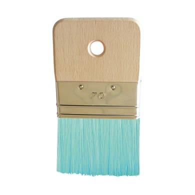 Spalter Piatto Metallizzato e perlescente 70 mm per Olio, vernice, impregnante legno