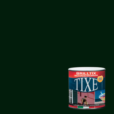 Smalto TIXE Brillante base solvente verde vittoria 2 L