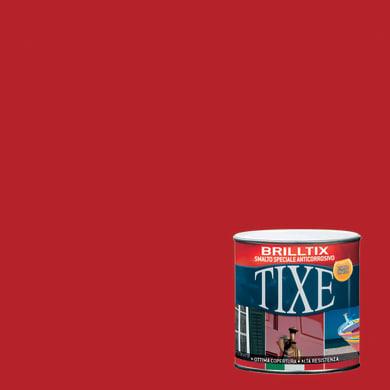 Smalto TIXE Brillante base solvente rosso fiama 0.5 L