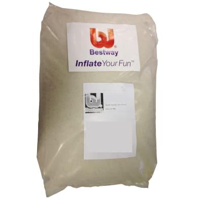 Sabbia di vetro filtrante BESTWAY 25 kg