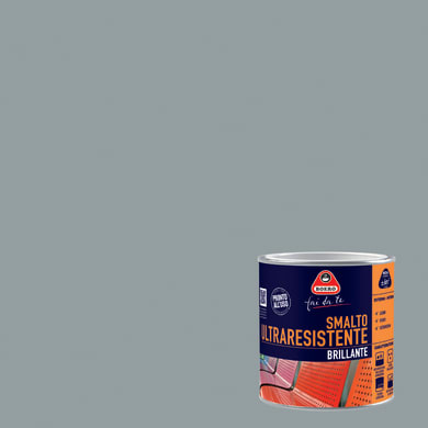 Smalto BOERO FAI DA TE base solvente grigio antico 0.5 L