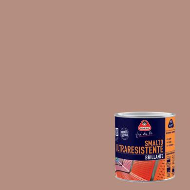 Smalto BOERO FAI DA TE base solvente beige sabbia 0.5 L