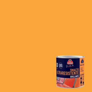 Smalto BOERO FAI DA TE base solvente giallo girasole 0.5 L