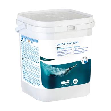 Cloro granulare GRE 5 kg