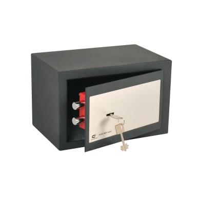 Cassaforte a chiave STANDERS da mobile con fissaggio L31 x P20 x H20 cm