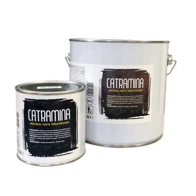 Impermeabilizzante GECKOS Catramina 4 L