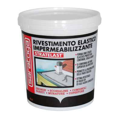Impermeabilizzante SARATOGA Stratelast  0.75 L