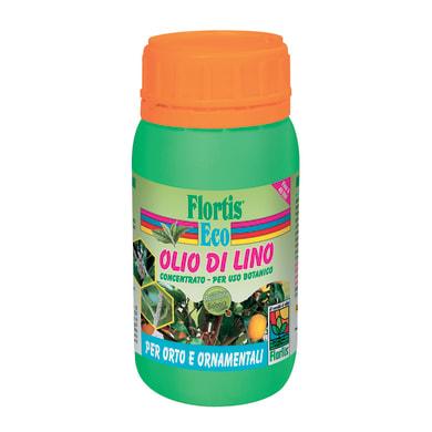 Repellente FLORTIS olio di lino concentrato 200 ml