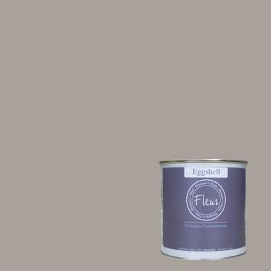 Smalto FLEUR EGGSHELL base acqua grigio greige satinato 2.5 L
