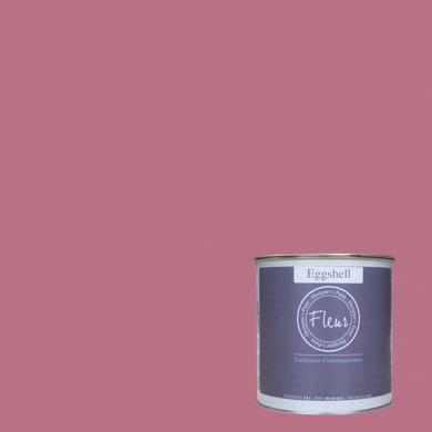 Smalto FLEUR EGGSHELL base acqua rosa american beauty satinato 0.03 L