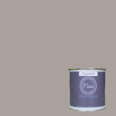 Smalto FLEUR EGGSHELL base acqua grigio greige satinato 0.75 L