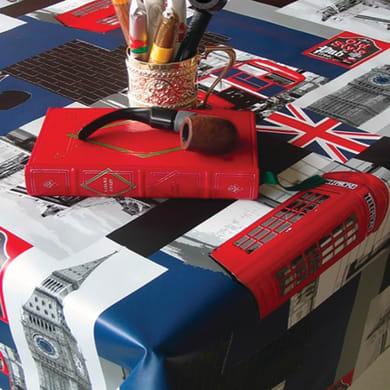 Tovaglia INSPIRE London multicolore 120x160 cm