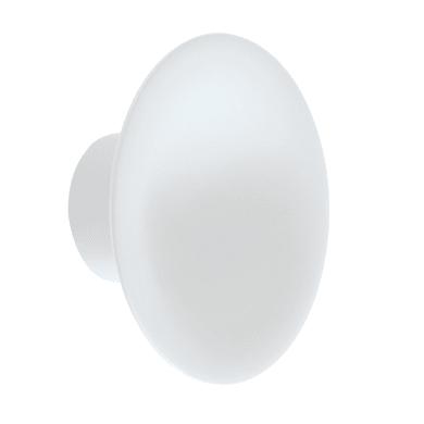 Appendiabiti INSPIRE in plastica bianco