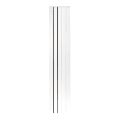 Radiatore acqua calda PRODIGE Superior in alluminio 5 elementi interasse 200 cm