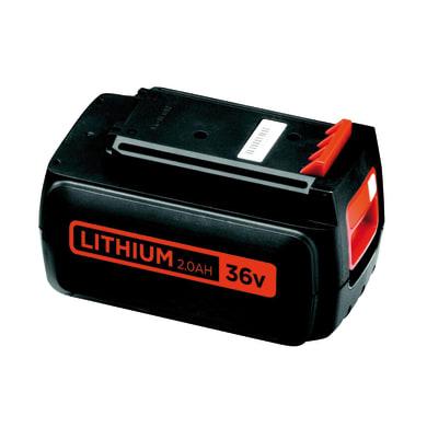 Batteria BLACK + DECKER BL2036-XJ in litio (li-ion) 36 V 2 Ah