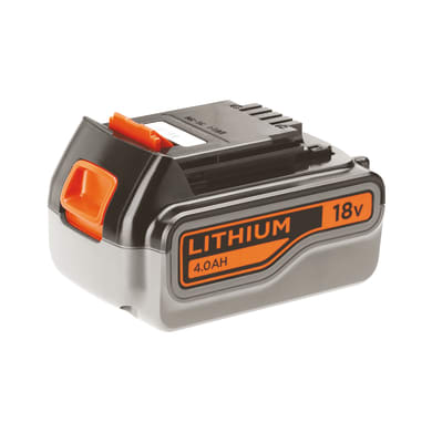 Batteria BLACK+DECKER in litio (li-ion) 18 V 4 Ah