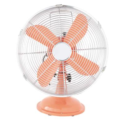 Ventilatore da pavimento EQUATION Mini Cooma rosso 40 W Ø 30 cm