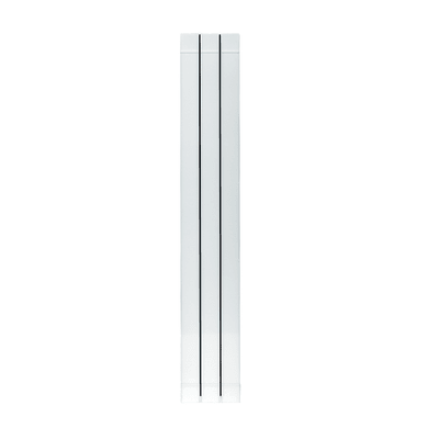 Radiatore acqua calda PRODIGE Superior in alluminio 3 elementi interasse 140 cm