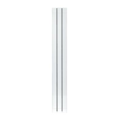 Radiatore acqua calda PRODIGE Superior in alluminio 3 elementi interasse 160 cm