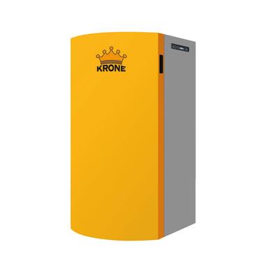 Caldaia a pellet BOILER16KR-AUTO arancio e grigio 14.6 W