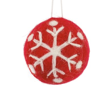 Sfera natalizia Ø 8 cm