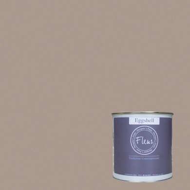 Smalto FLEUR EGGSHELL base acqua beige james taupe satinato 0.03 L
