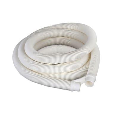 Tubo galleggiante GRE con 2 raccordi L 4 m x Ø 3.2 cm